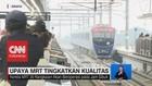 VIDEO: Gerbong MRT Akan Bertambah di Jam Sibuk