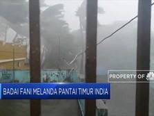 Badai Fani Melanda Pantai Timur India