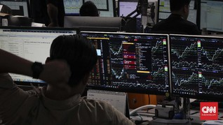 IHSG Anjlok, BEI Sebut Tak Perlu Protokol Krisis Pasar Modal