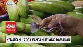 VIDEO: Harga Cabai Merah & Bawang Putih Naik Jelang Ramadan
