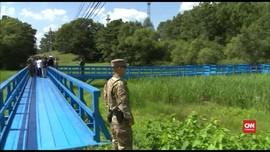 VIDEO: Korea Tawarkan Tur di Desa Bekas Gencatan Senjata