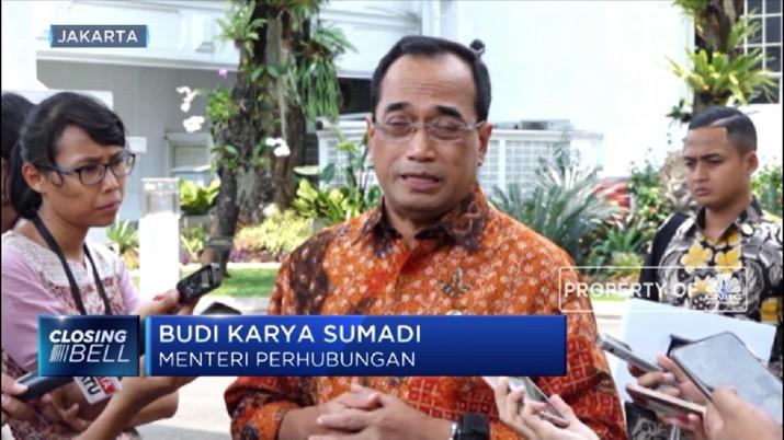 Menteri Perhubungan Budi Karya Sumadi positif terjangkit virus corona (COVID-19).
