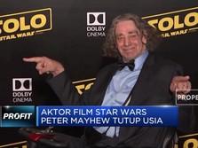 Aktor Film Star Wars Peter Mayhew Tutup Usia