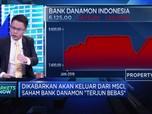 Saham Bank Danamon Didera Pelemahan Hingga 15,49%