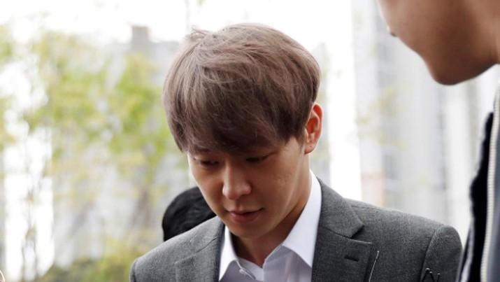 Kena Kasus Narkoba, Park Yoo Chun Terancam Pidana 15 Tahun