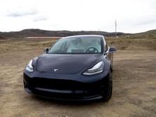 Lagi, Mobil Listrik Tesla Meledak Setelah Menabrak