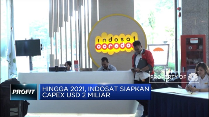 Indosat Tegaskan Belum Akan Konsolidasi (CNBC Indonesia TV)