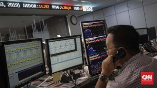 Sinyal 'Damai' AS-China Bikin Bursa Saham Asia Melesat