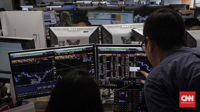 Pertumbuhan Ekonomi Masih Topang Laju IHSG Hari Ini