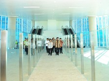 Belum Rampung, Bandara New Yogyakarta Dibidik Maskapai Asing