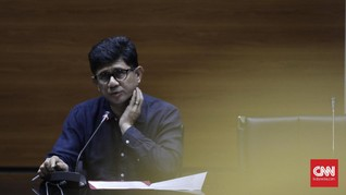 KPK Tetapkan Eks Direktur Teknik Garuda Indonesia Tersangka