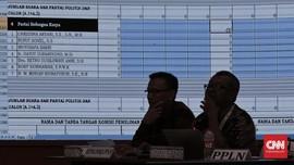 KPU Sumsel Ambil Alih Rekap Pemilu Empat Lawang Usai Ricuh