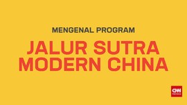 Mengenal OBOR, Program 'Jerat Utang' China