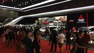 Beli Mitsubishi Xpander di IIMS 2019 Dapat Banyak Gratisan