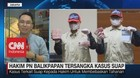 VIDEO: Hakim Balikpapan Resmi Tersangka Kasus Suap