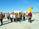 Cerita JK Menjajal Yogyakarta International Airport