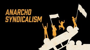 INFOGRAFIS: Jejak Anarcho Syndicalism di Seluruh Dunia