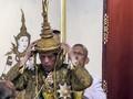 FOTO: Momen Penobatan Raja Thailand Maha Vajiralongkorn