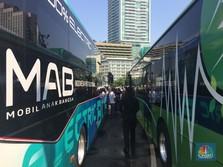 Bus Listrik Bakal Meluncur di Jakarta, Jadi Nih?