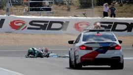Dimas Ekky Terlindas Murid Rossi di Moto2 Spanyol 2019
