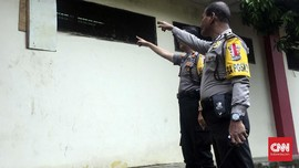 Sembilan Tahanan Polresta Palembang yang Kabur Masih Buron