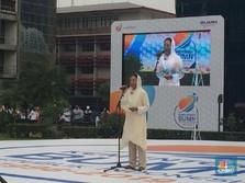 Berangkatkan 250 Ribu Pemudik, Menteri Rini: Saya Terharu