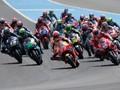 Hasil MotoGP Spanyol 2019: Marquez Juara, Rins Kedua