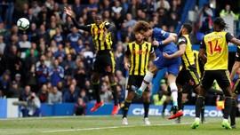Klasemen Liga Inggris: Chelsea Geser Tottenham