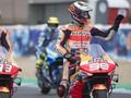 MotoGP Prancis: Lorenzo Tersukses, Rossi Kedua