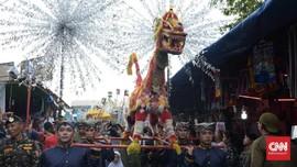 Sambut Bulan Ramadan, Semarang Gelar Ritual 'Dugderan'