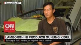 VIDEO: Pengen Lamborghini Murah? Beli Aja di Sini!