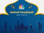 Selamat Berpuasa! Catat Jadwal Imsak & Maghrib Ramadan 1440 H