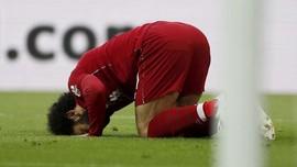 Suarez: Salah Kehilangan Besar untuk Liverpool