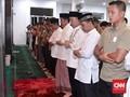 Tarawih Pertama, Jokowi Pilih Salat di Masjid Soedirman Bogor