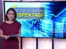 PDB Tak Seindah Ekspektasi