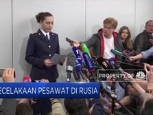 Kecelakaan Pesawat di Rusia