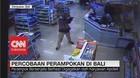 VIDEO: Pria Misterius Todong Penjaga Apotek di Bali