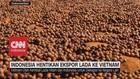 VIDEO: Pemerintah RI Hentikan Ekspor Lada Putih ke Vietnam