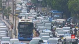 VIDEO: Jam Kemacetan Jakarta Berubah di Bulan Ramadan