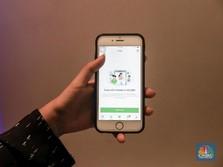 Ada Fitur Chat, Pengguna Gojek Bisa Mengobrol Satu Sama Lain
