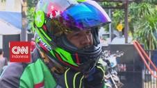 VIDEO: Driver Ojol Ancam Mogok Beroperasi