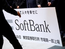 AS Restui Softbank Investasi di Produsen Mobil Tanpa Sopir