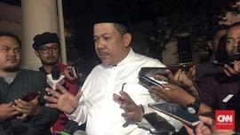 Fahri Hamzah dan Fadli Zon Kritik Wacana Pemindahan Ibu Kota
