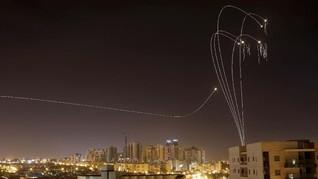 Israel Balas Serangan Siber Palestina Pakai Serangan Fisik