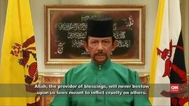VIDEO: Sultan Brunei Tunda Hukuman Mati LGBT