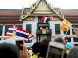 Mengenal Raja Thailand Maha Vajiralongkron yang Digoyang Demo