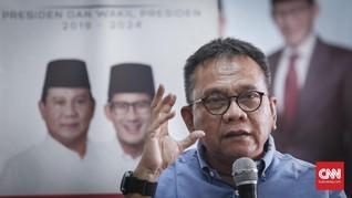Gerindra Akan Ajak PKS Evaluasi Perubahan Calon Wagub DKI