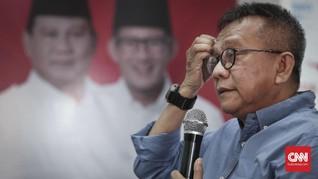 Seknas Prabowo soal Jubir BPN Tersangka: Hapus Kata Makar