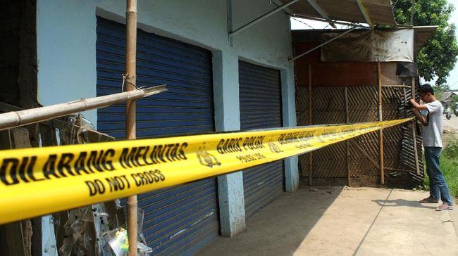 Densus 88 Kembali Bekuk Terduga Teroris JAD di Bekasi