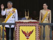 Heboh Foto Selir Sineenat, Siapa Saja Istri Raja Thailand?